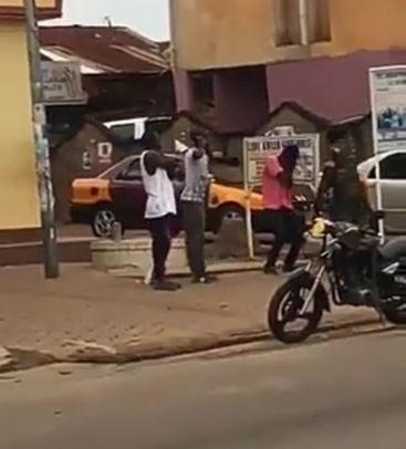 Lockdown Ghana