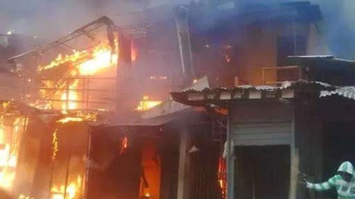 Bauchi fire