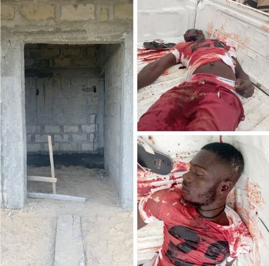Man killed by a soldier in Delta