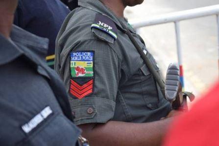 police officer demoted