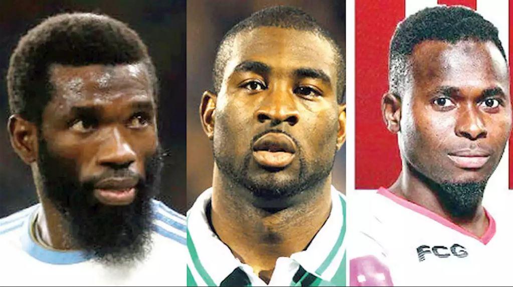 forgotten Nigerian footballers