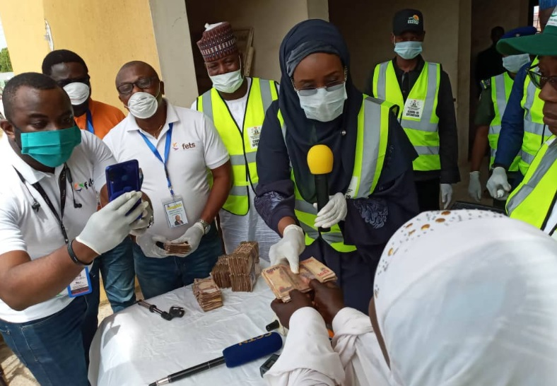 FG's N20,000 Coronavirus palliatives will only be given to one million households