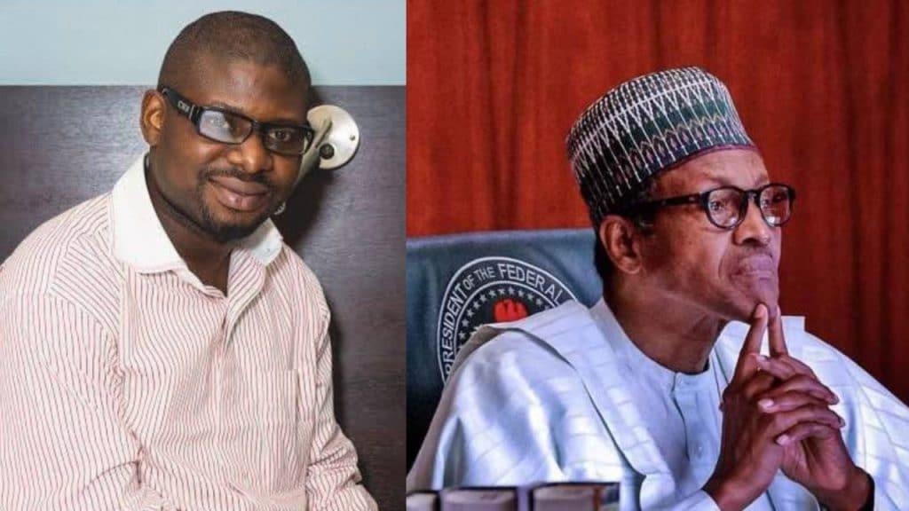Pastor Giwa and Muhammadu Buhari