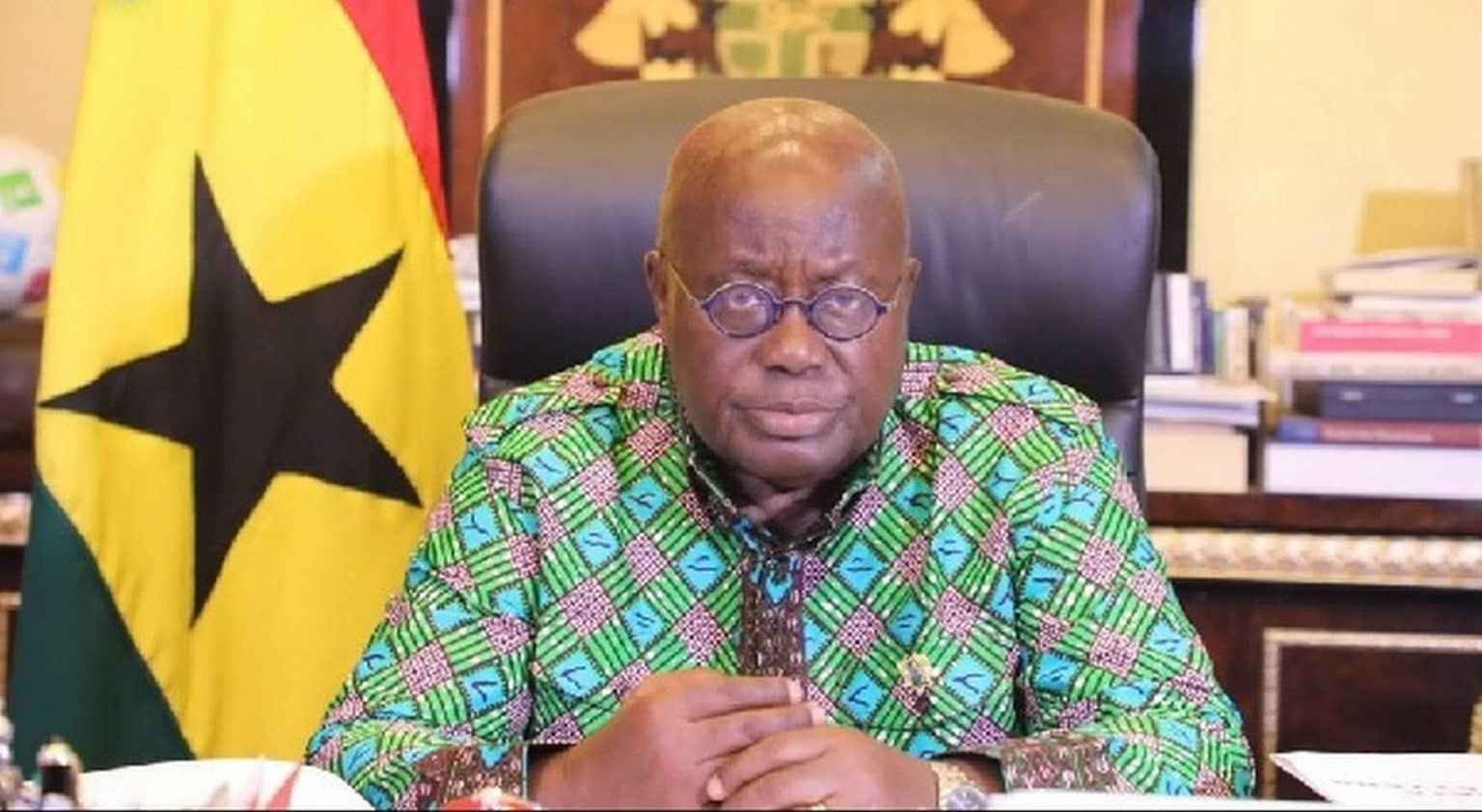 Ghanaian President, Nana Akufo-Addo