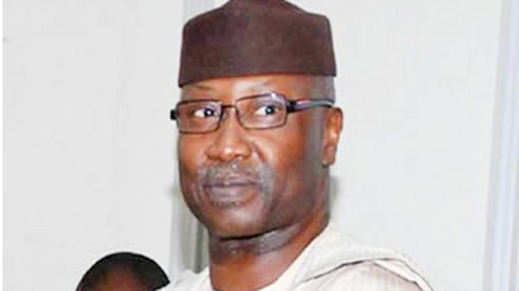 Boss Mustapha, Secretary to the Government of the Federation