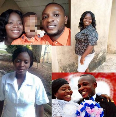 Anya Adaeze was reportedly beaten to death by her husband