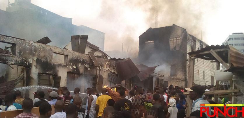 Fire Ibadan