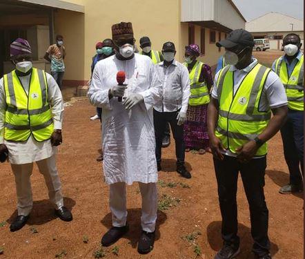 Kwara discharges patients