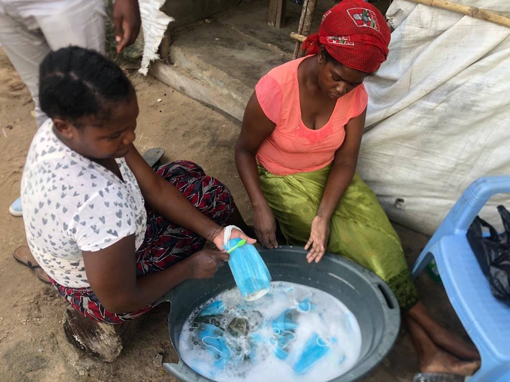 mozambique women