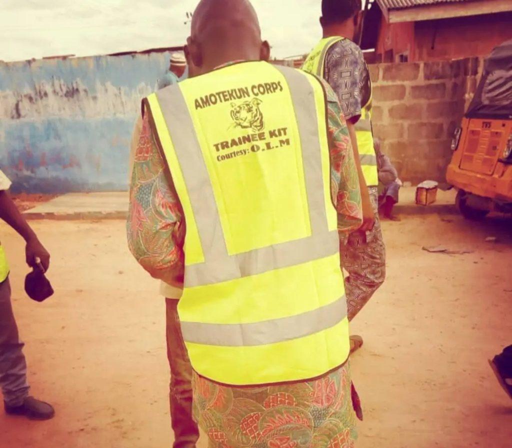 Fake Amotekun officers arrested in Ogun