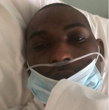 Nigerian man Coronavirus
