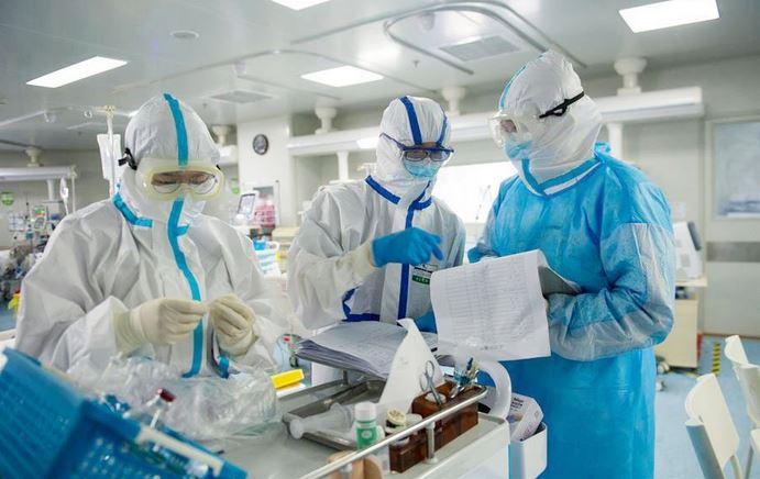Coronavirus Lagos hospitals