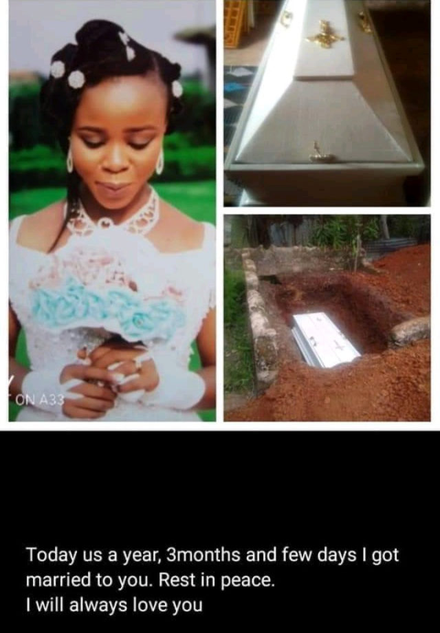 Patience Eze died during childbirth