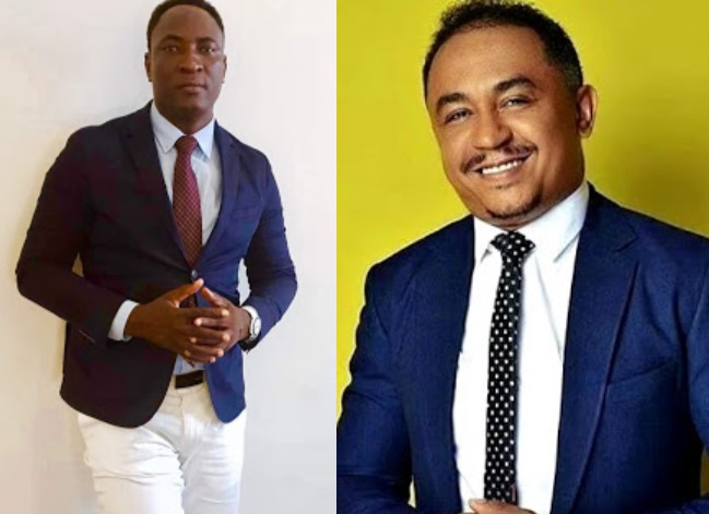 Jeremiah Fufeyin and Daddy Freeze