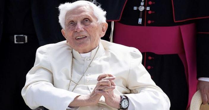 Former Pope Benedict