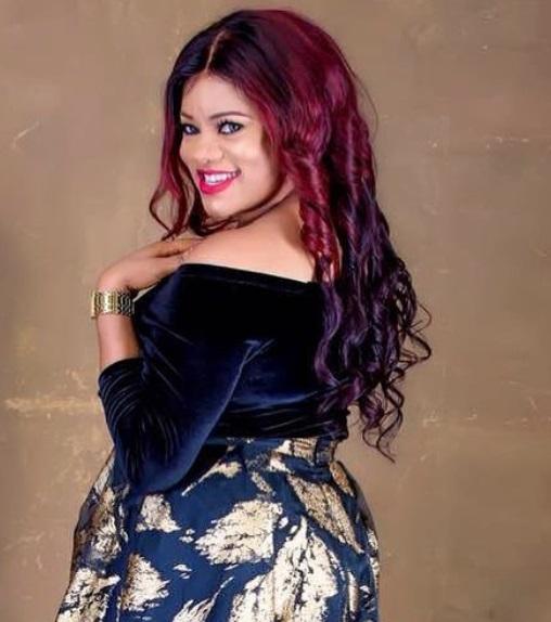Nollywood Actress, Opeyemi Aiyelola