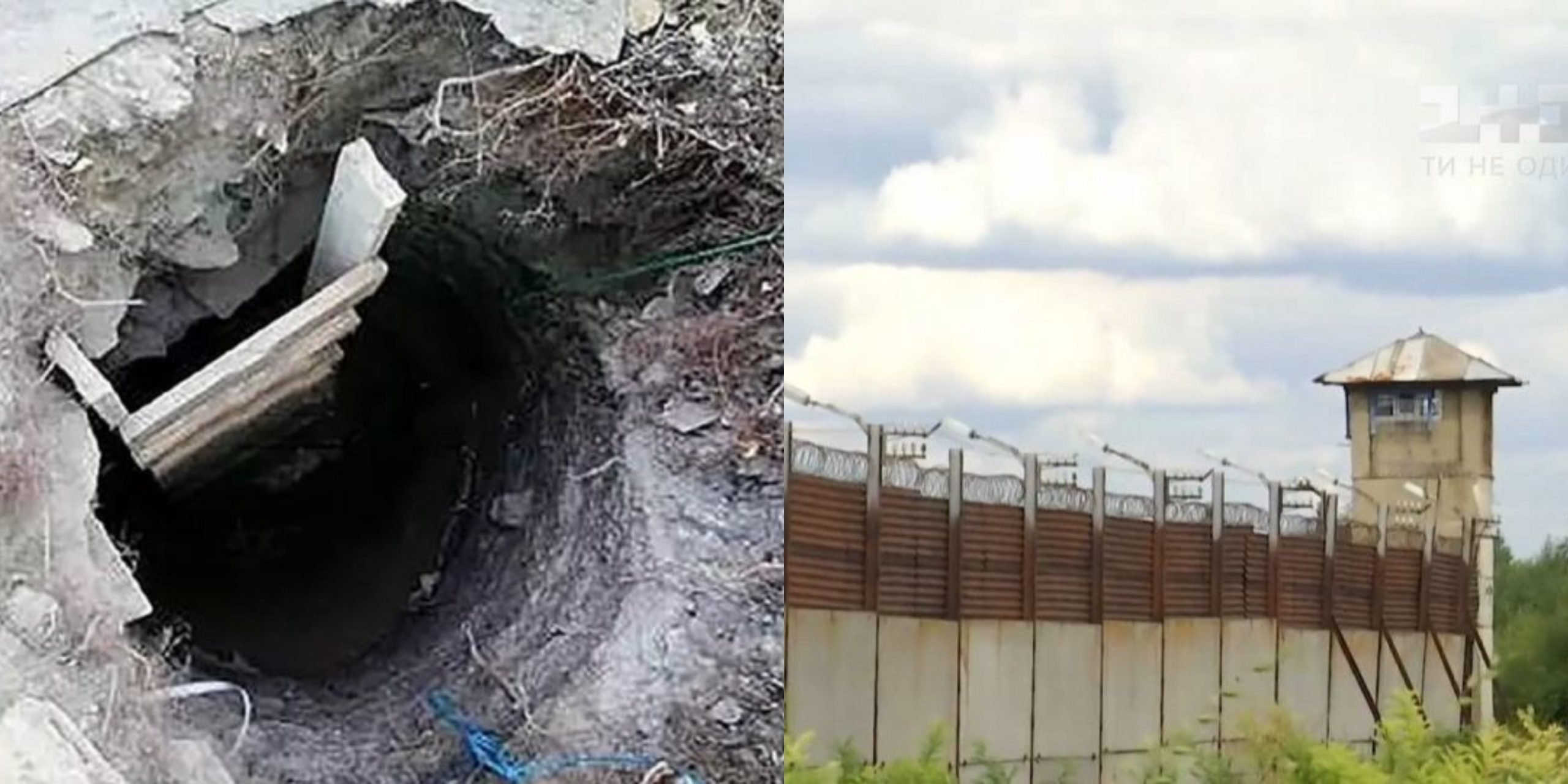 The mother dug a tunnel just to rescue her son from jail