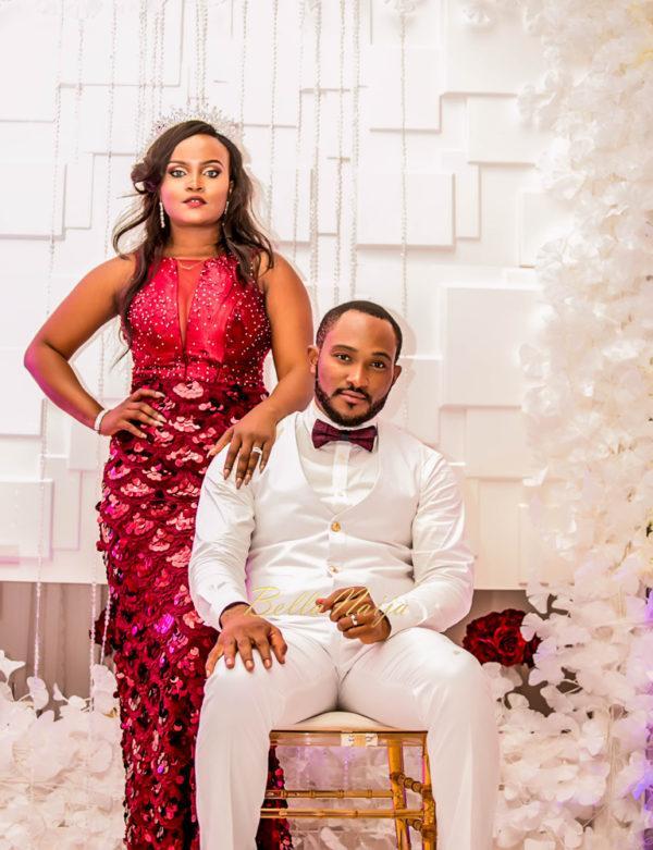 Nollywood actor Blossom Chukwujekwu and ex-wife, Maureen Esisi