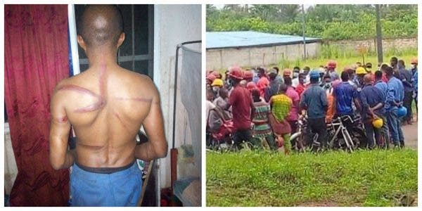 The Chinese company accused of dehumanizing Nigerians in Abia state