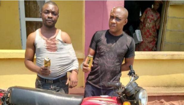 motorbike thieves