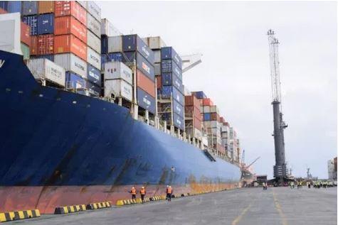 Maerskline Stardelhorn vessel