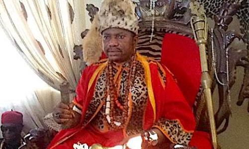 Igwe MacAnthony Okonkwo