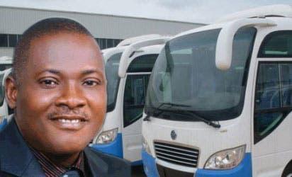 Innocent Chukwuma, owner of Innoson