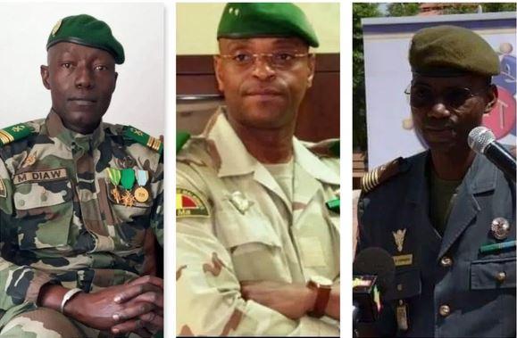 Mali coup plotters