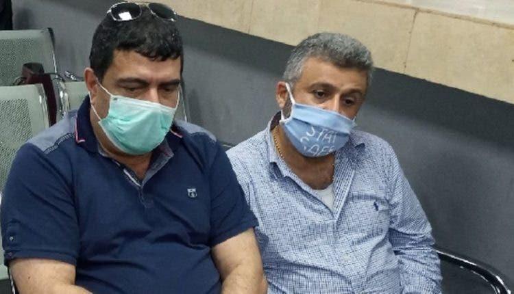 Chamseddine Waell Mohammed and Dina Jihad Khali