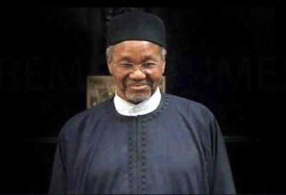 Mamman Daura, President Muhammadu Buhari's nephew