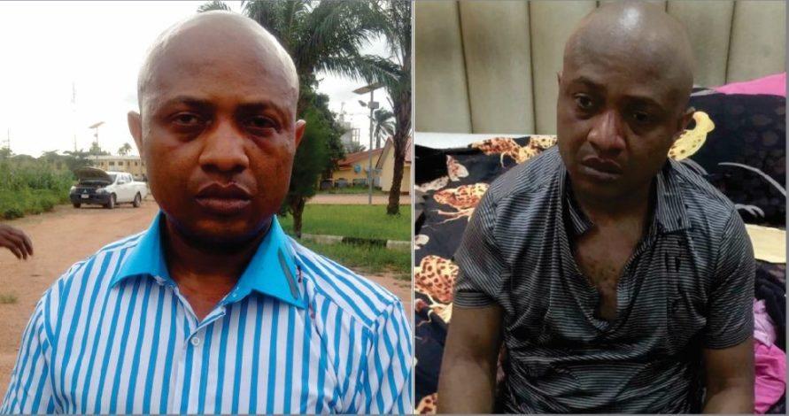 Alleged kidnap kingpin, Chukwudumeme Onwuamadike