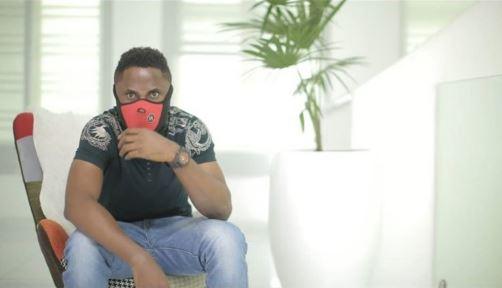 The Nigerian musician, Anonymous9ja