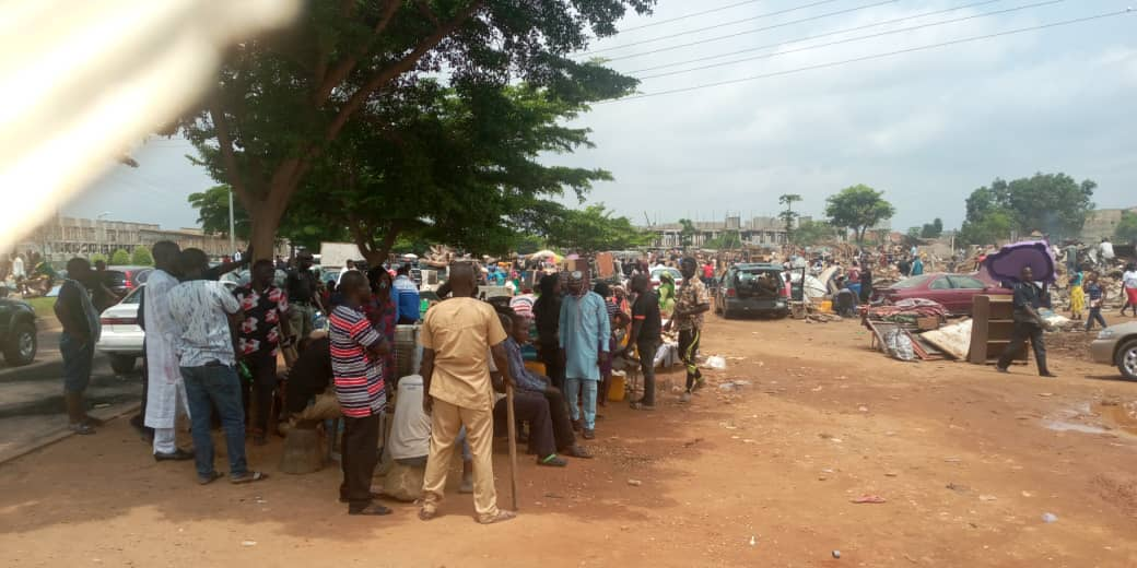 Many people rendered homeless following demolition of homes in Abuja