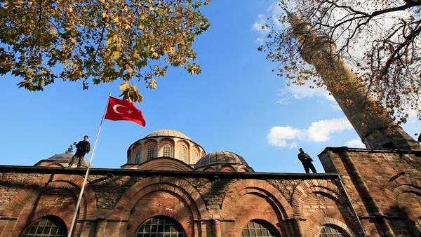 Turkey converts church into a mosque