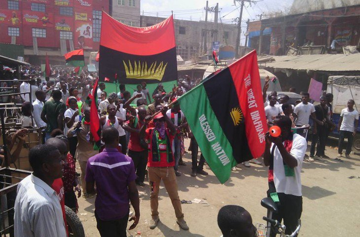 IPOB clashed with DSS