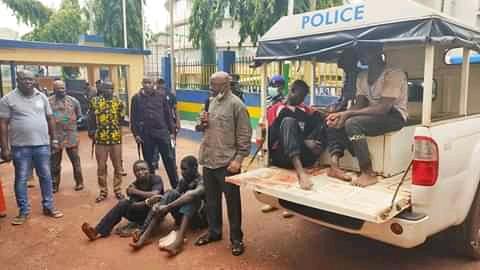 Police arrest IPOB members in Enugu