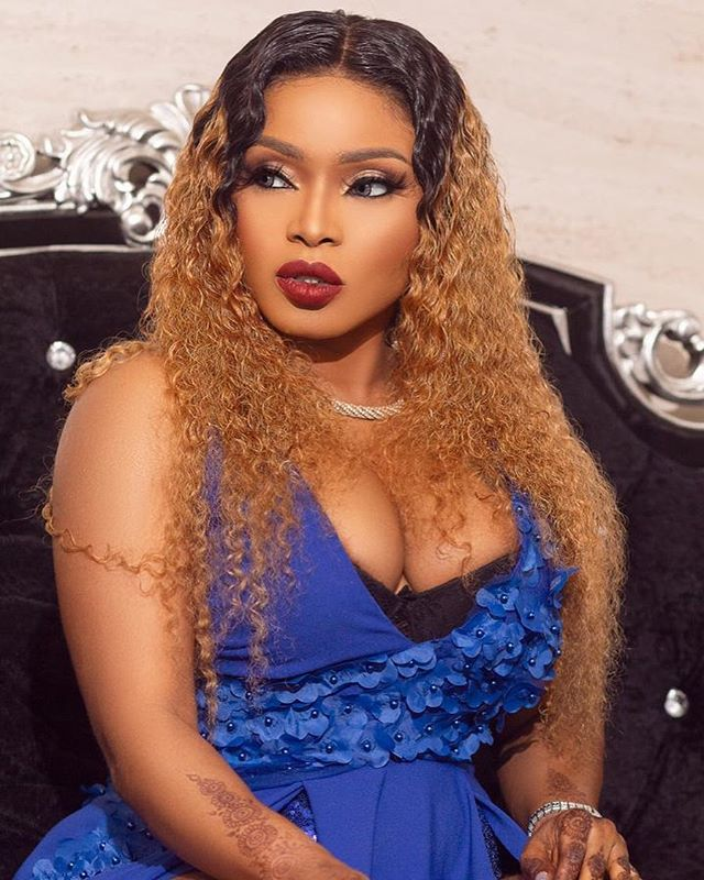 Liberian-Born Nollywood Actress Blessing Brown: Im In