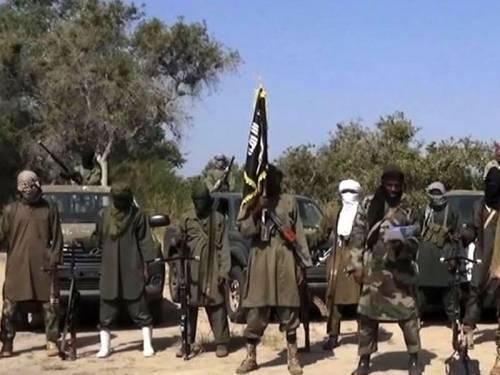 Boko Haram memebers