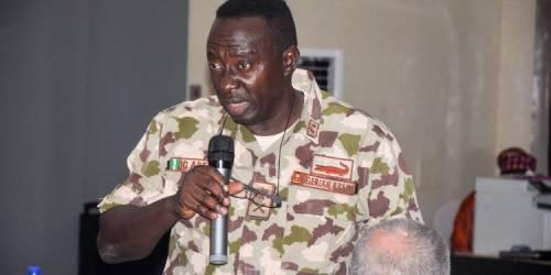 Major General, Olusegun Adeniyi