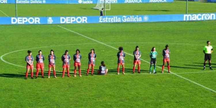 Paula Dapena protested saying Maradona doesn't deserve one minute silence