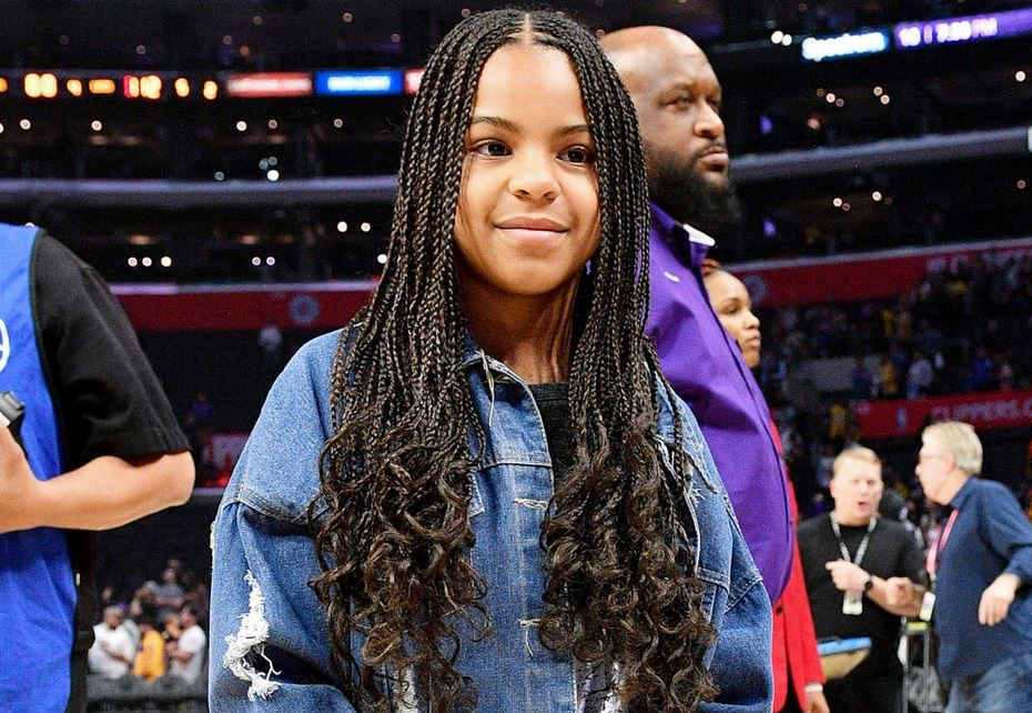 8-year-Old Blue Ivy Carter Wins Soul Train Award For The Second Time