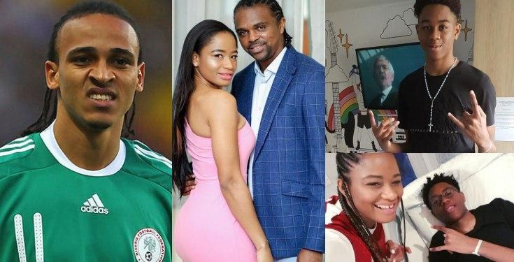 Osaze Odemwingie has apologised to Nwankwo Kanu