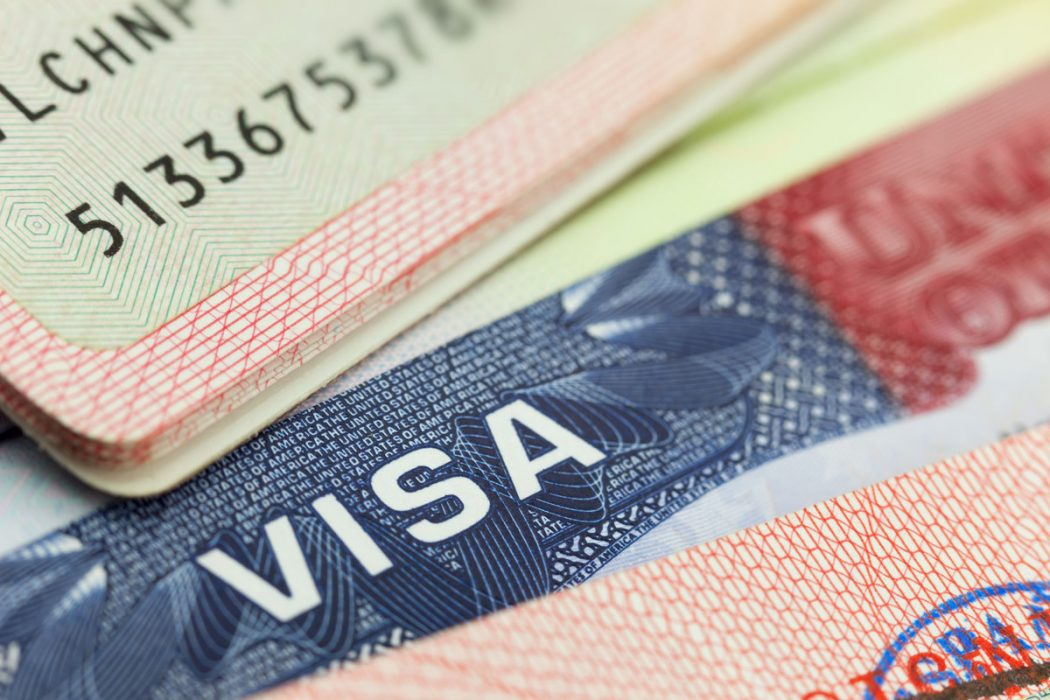 Reciprocity Visa Fees