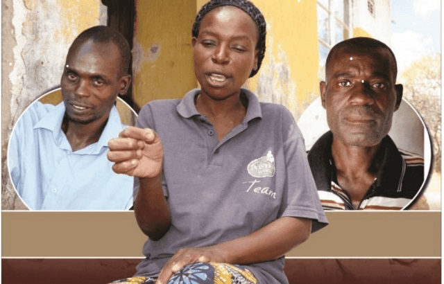 The woman was arrested for marrying two men