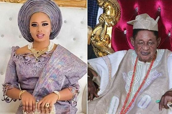 Queen Ola and Alaafin