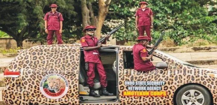 Amotekun Officials Reportedly Attacked By Herdsmen In Ondo