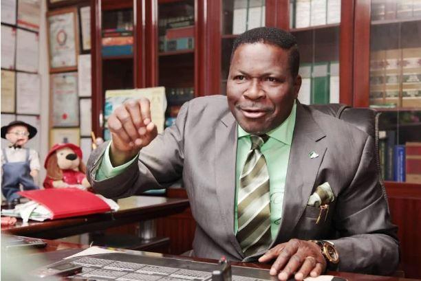 Ozekhome Slams Malami, Says NASS Has Powers to Summon President Buhari