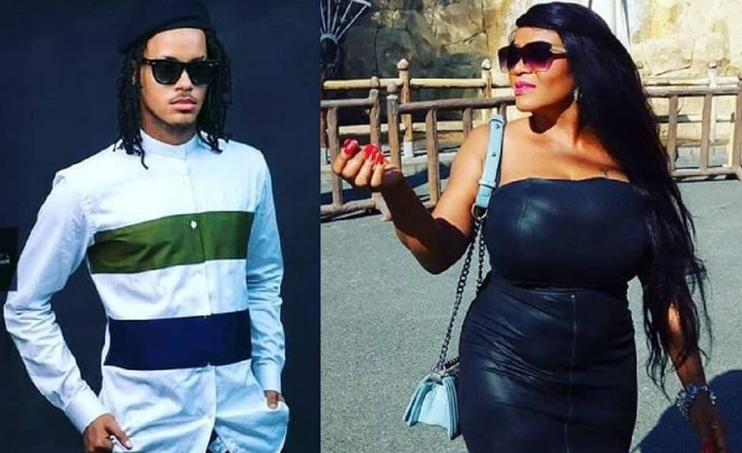 """I Would Cover The Names Up"" - Cossy Ojiakor's Ex-Fiance, Abel Jurgen Reveals He Would Remove A Tattoo Of Her Name"