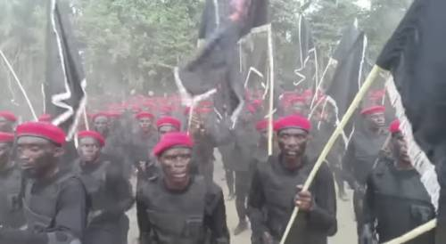 IPOB new security outfit