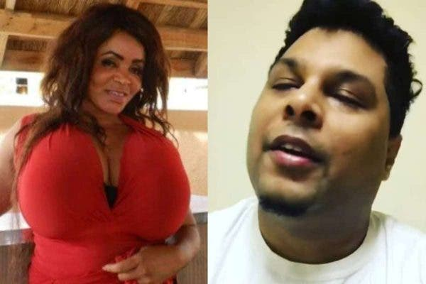 Cossy Orjiakor and new lover